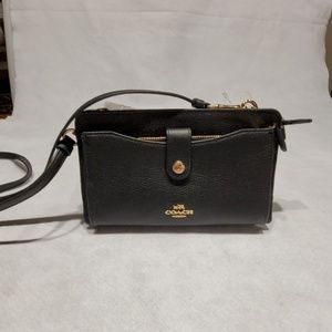 COACH PHONE AND WALLET CROSSBODY